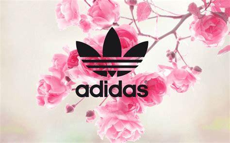 Adidas Pink Marble Wallpaper