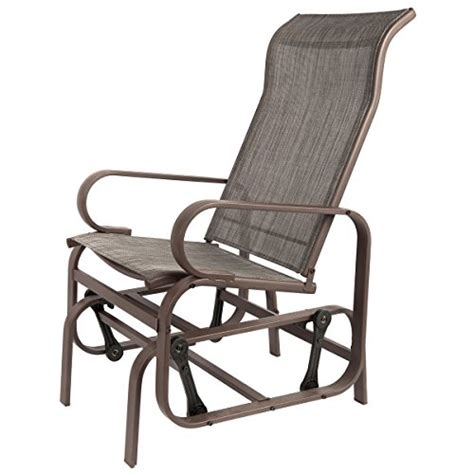 Tractor Supply Outdoor Rocking Chairs by Naturefun Outdoor Patio Rocker Chair Balcony Glider