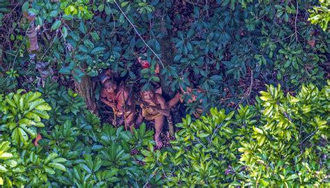 amazing    uncontacted amazonian tribe newshub