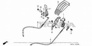 Honda Hrx217 Tda Lawn Mower  Usa  Vin  Maga
