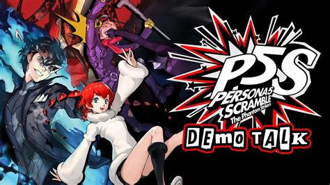 Persona 5 strikers , alternatively known as persona 5 scramble: Persona 5 Strikers Is AMAZING - Persona 5 Strikers Demo ...