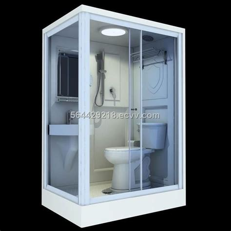 Shower Pod by Prefab Bathroom Pod Tiny House Building Wohne