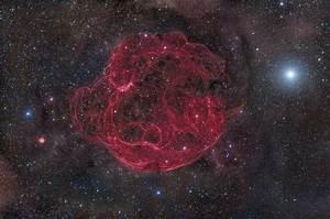 APOD: 2012 October 9 - Simeis 147: Supernova Remnant