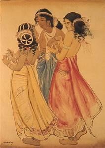 The Ancient India Post   VintageSareeBlouse