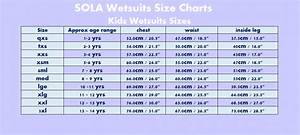 Sola Youth System Full Length Wetsuit For Kids Best