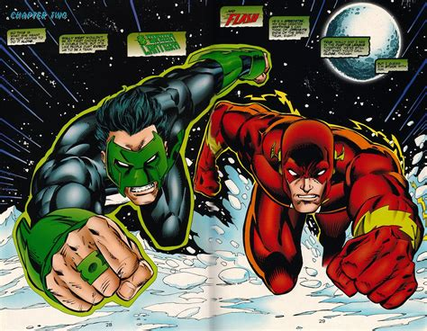 kyle rayner and wally west vs black adam battles comic vine