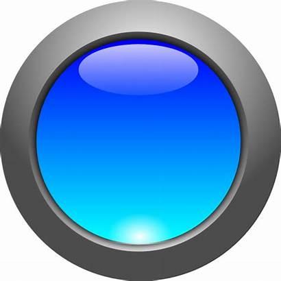 Button Bezel Ring Vector Sphere Metal Clip