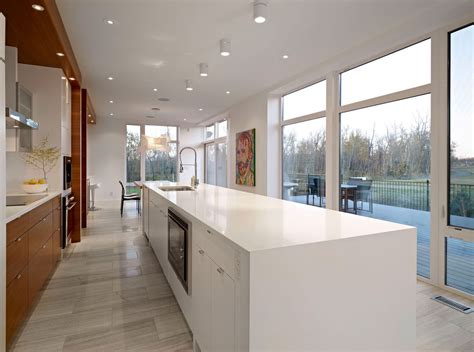 bright contemporary home  edmonton canada