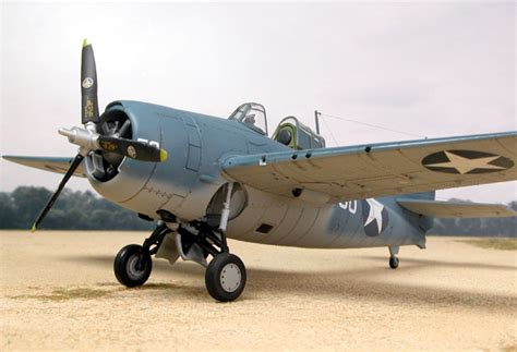 F4F-4 Wildcat by Phil Brown (Tamiya 1/48)