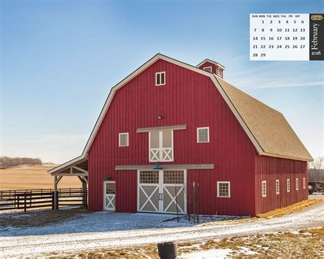 Great Plains Western Horse Barn