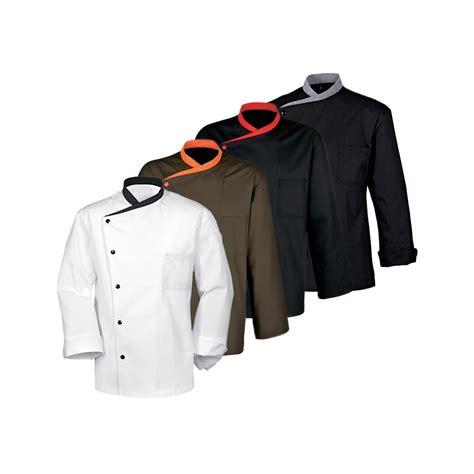veste de cuisine veste de cuisine juliuso bragard manches longues tenues