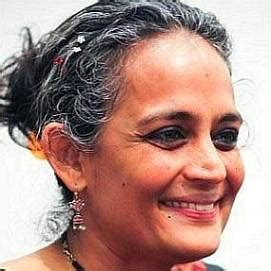 Who is Arundhati Roy Dating Now - Husband & Biography (2020)