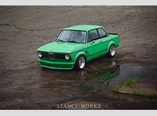 Signal Green BMW 2002 Turbo Is a Work of Art autoevolution