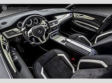 Mercedes CLS White Pearl by Carlex Design autoevolution