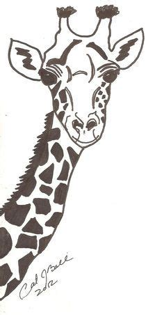 giraffe stencil patterns  pinterest flower template