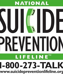 Image result for suicide lifeline logo