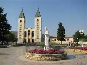 Medjugorje Apparition Church Pictures