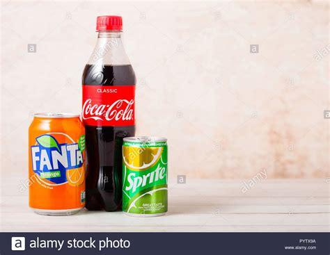 Bottle Of Fanta Stock Photos & Bottle Of Fanta Stock