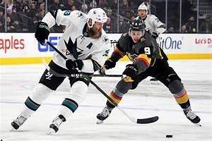 Vegas Golden Knights At San Jose Sharks Lines Gamethread