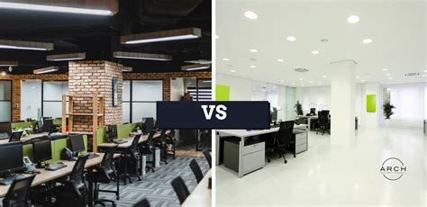 Office Space Vs The Office by Traditional Office Vs Modern Office Which Is Better