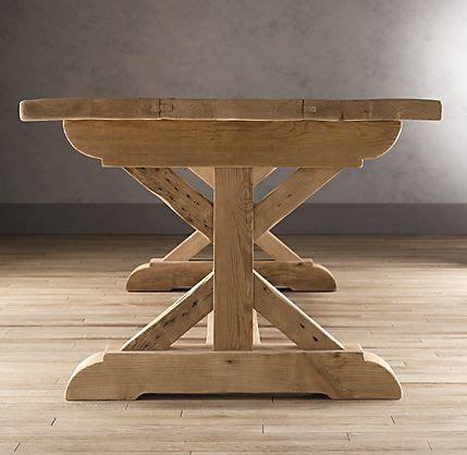 restoration hardware farmhouse table   home