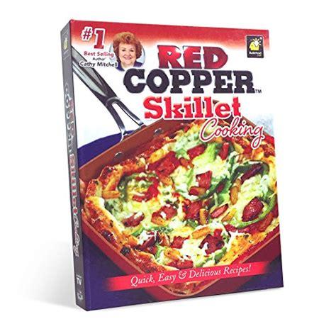 red copper  minute chef  bulbhead includes recipe guide zeetreby
