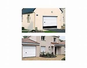 Porte De Garage Novoferm : porte de garage sectionnelle novoferm iso 20 la maison ~ Dallasstarsshop.com Idées de Décoration