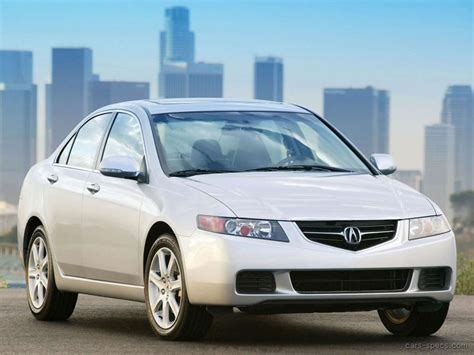 2004 acura tsx sedan specifications pictures prices