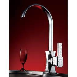 Kitchen Faucets Modern Solid Brass Modern Kitchen Faucet Chrome Finish Faucetsuperdeal