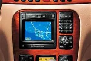 Navi Update Mercedes : mercedes w215 cl command 2 5 navigation system car ~ Jslefanu.com Haus und Dekorationen