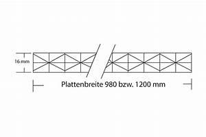 Wellplatten Polycarbonat Hagelfest : polycarbonat stegplatten 16 mm fachwerk hagelsicher klar oder opalwei ~ Orissabook.com Haus und Dekorationen