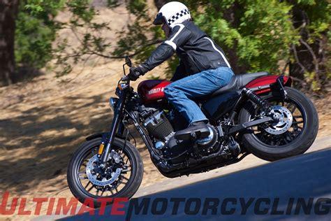 2016 Harley-davidson Roadster Review