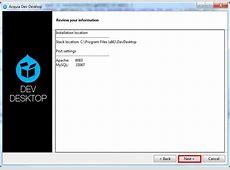 Installer et configurer Acquia Dev Desktop DrupalAddict