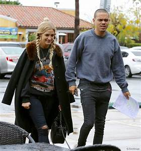 Exclusif - Ashlee Simpson et son mari Evan Ross quittent ...