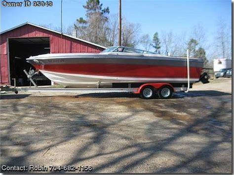 Liberator Boats For Sale By Owner by 1987 Four Winns Liberator Pontooncats