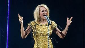 See Carrie Underwood Entertain the Masses in 'Church Bells ...