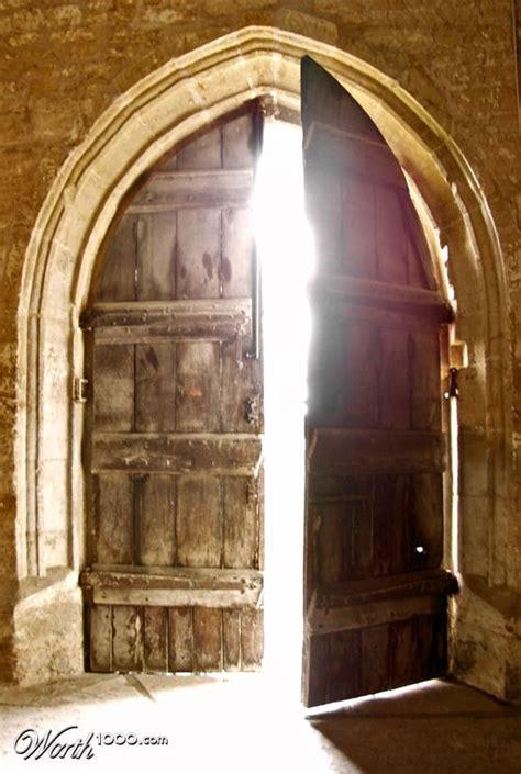 church of the open door awakened open doors when came