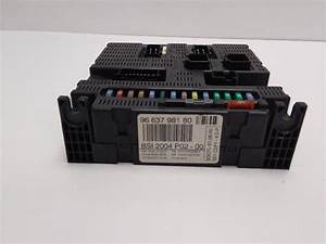 Peugeot 308 Fuse Box Cover
