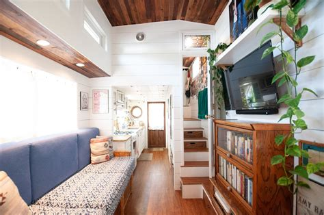 be inspired by this tiny house designed and built by a single mom dwell