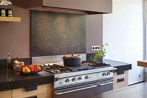 Plan De Travail Céramique : credence cuisine ceramique cr dences cuisine ~ Dailycaller-alerts.com Idées de Décoration