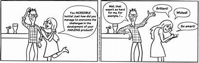 Engineering Cartoons Comics Social Datenschutz Animated Attack