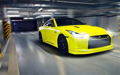 Gtr Yellow Wallpapers Cool R35 Nissan Awesome
