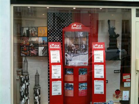 vitrine agence de voyage th 233 me new york photo de d 233 corations de vitrine ambiances et tendances
