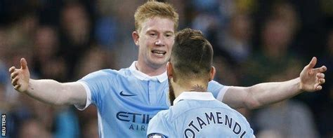 Manchester City 2-1 Norwich City - BBC Sport