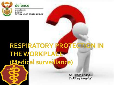 respiratory protection   workplace medical