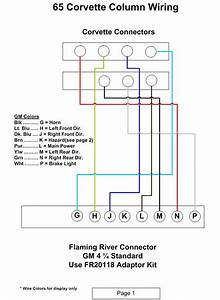 Steering Column Wiring Diagram
