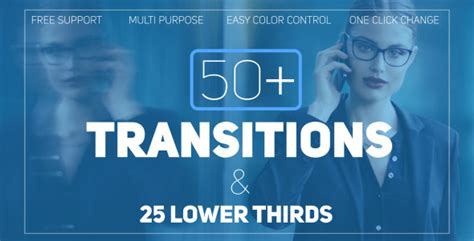 Cool Transitions After Effects Templates by Transitions Transitions After Effects Templates F5