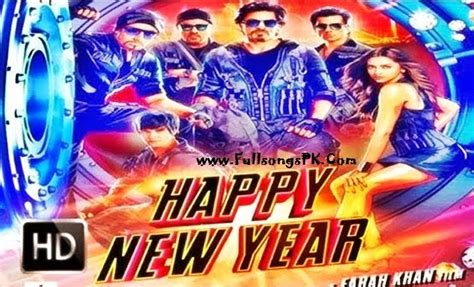 2014 happy new year hindi movie song on you tube happy new year 2014 mp3 songs album bd songs maza