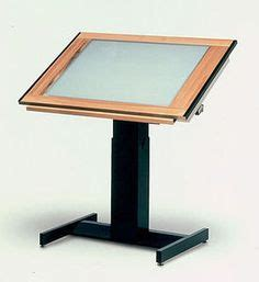 lighted drawing table 1000 images about dyi tables on drafting