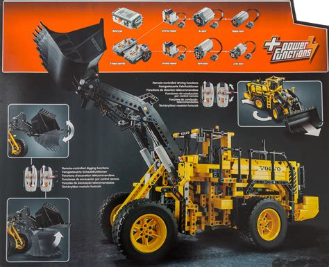lego technic 42030 lego technic 42030 volvo l350f front end loader by ryanthescooterguy on deviantart